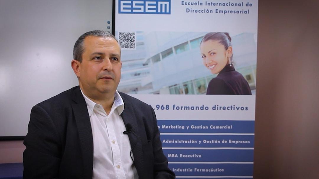 Testimonios Alumnos Máster en Gestión Comercial y Marketing Digital ESEM