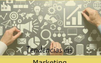 Las nuevas tendencias en marketing 2022